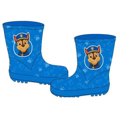 Childrens Blue Paw Patrol Wellies