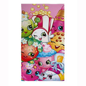 Shopkins Trolley Beach Towel