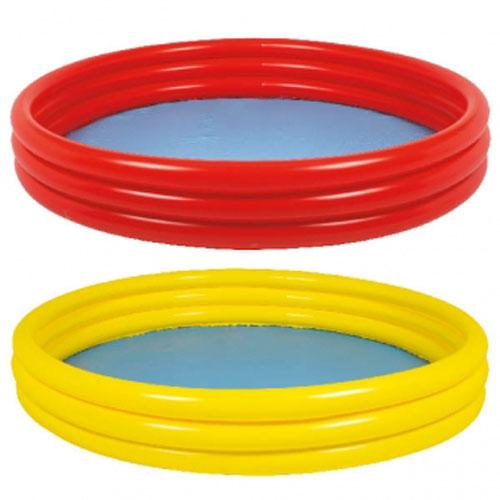 Plain 3 Ring Pool