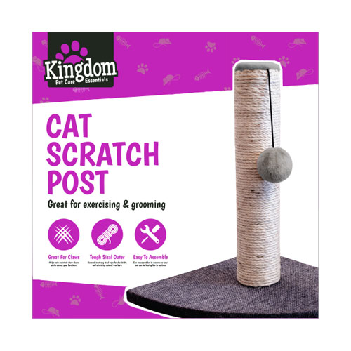 Cat Corner Scratch Post