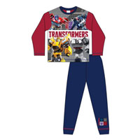 Boys Older Official Transformers Pyjamas