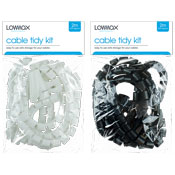 Cable Tidy Kit 2m