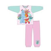 Official Girls Toddler Iggle Piggle Magical Garden Pyjamas