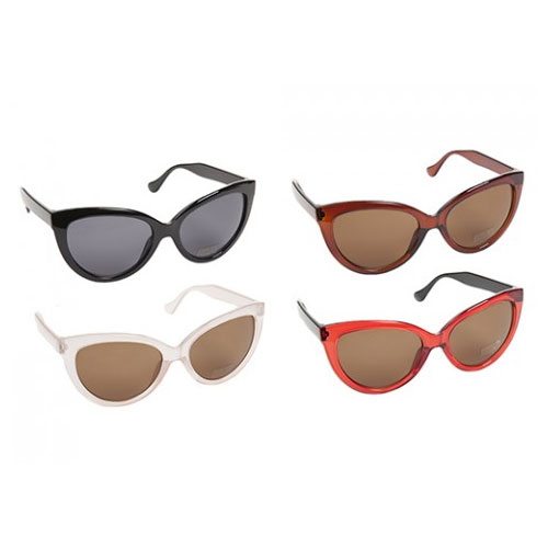 Sunstoppers Ladies Oval Style Sunglasses