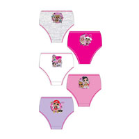 Official Girls LOL Surprise Briefs 5 Pack