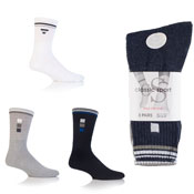 Mens Big Foot Sport Socks