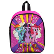 My Little Pony Trio Junior Backpack