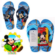 Mickey Mouse Clubhouse Flip Flops