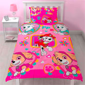 Paw Patrol Forever Reversible Duvet Single