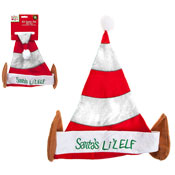 Christmas Santa Lil Elf Hat