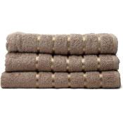Luxury Egyptian Cotton Bath Sheet Beige