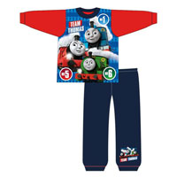 Official Boys Toddler Thomas Pyjamas