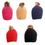 Ladies Classic Bobble Hat
