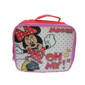 "Minnie Mouse ""Oh My!"" Lunch Bag"