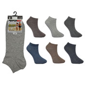 Mens Performax Trainer Socks Plain
