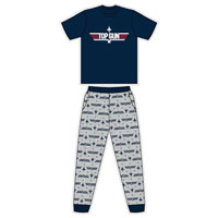 Mens Official Top Gun Pyjamas