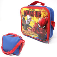 Official Spiderman Team Up Lunch Bag