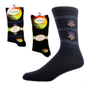 Flexi-Top Non Elastic Diabetic Socks Assorted
