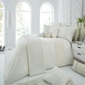 Signature Roselles Cream Duvet Set