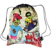 Skater Zombie Swim / Sports Bag