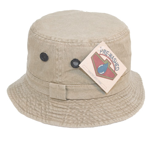 Adult Denim Bush Hats