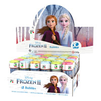 Official Frozen 2 Novelty Soap Bubbles