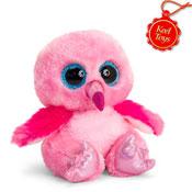 15cm Animotsu Flamingo Soft Toy