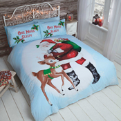One More Sleep Till Christmas Duvet Set