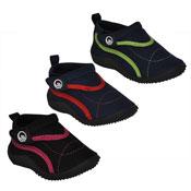 Childrens Aqua Shoes Velcro Style