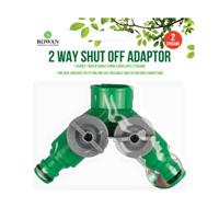 2 Way Shut Off Adapter