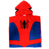 Ultimate Spider-Man Microfibre Poncho