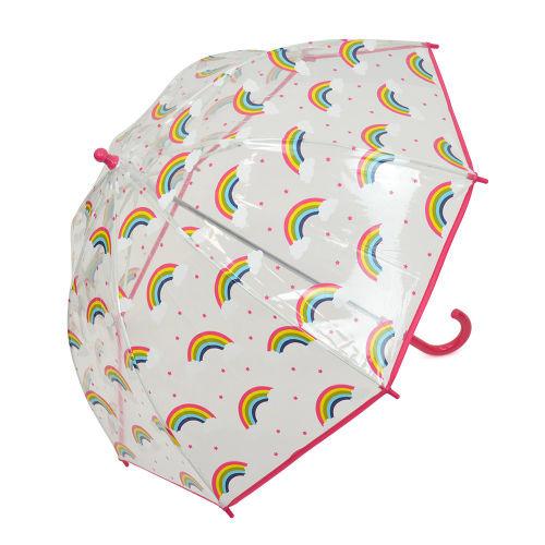 Kids Rainbow Dome Umbrella