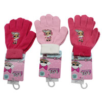 Official LOL Surprise Knitted Gloves