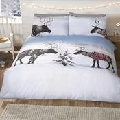 Reindeer Jumpers Winter Duvet Set
