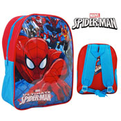 Ultimate Spiderman Extra Large Arch Backpack