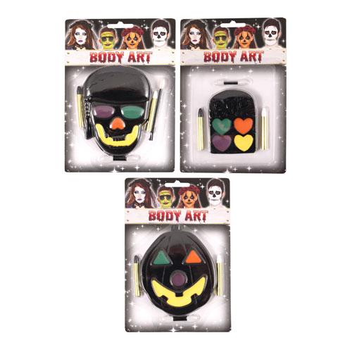 Halloween Body Art Face Paint
