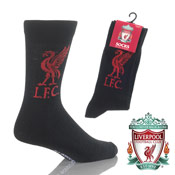 Liverpool Design Mens Socks