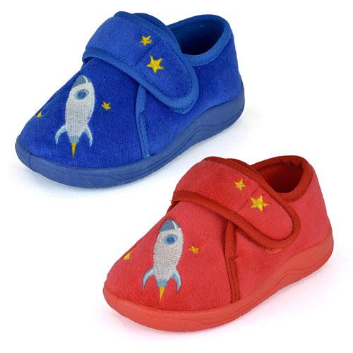 Toddler Rocket Slippers