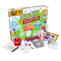 Crazy Inventions Science Lab Kit