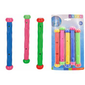 Underwater Colourful Play Sticks
