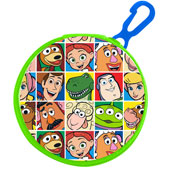 Official Toy Story Round Zipped Coin Purse