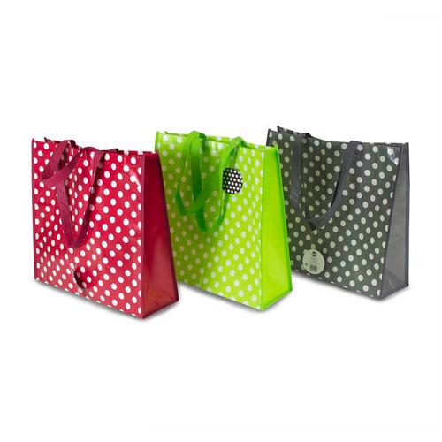 Spotty Reusable Tote Bag