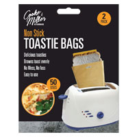Toastie Bags Non Stick 2 Pack