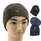 Mens Thinsulate Beanie Hats