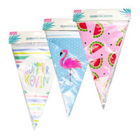 Summer Party Bunting 6m