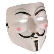 Scream Machine Halloween Vendetta Mask