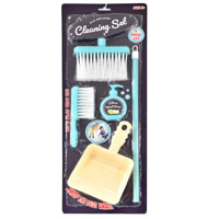 Cleaning Toys 4 Piece Set