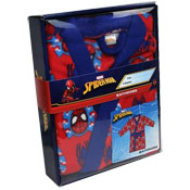 Spiderman Dressing Gowns in Gift Box