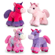 Glitter Gems Unicorn Cuddly Soft Toy Large