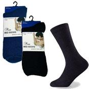 Mens Bed Socks